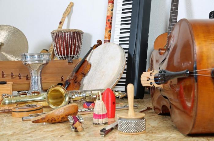 Musizieren ohne Tabs und Noten