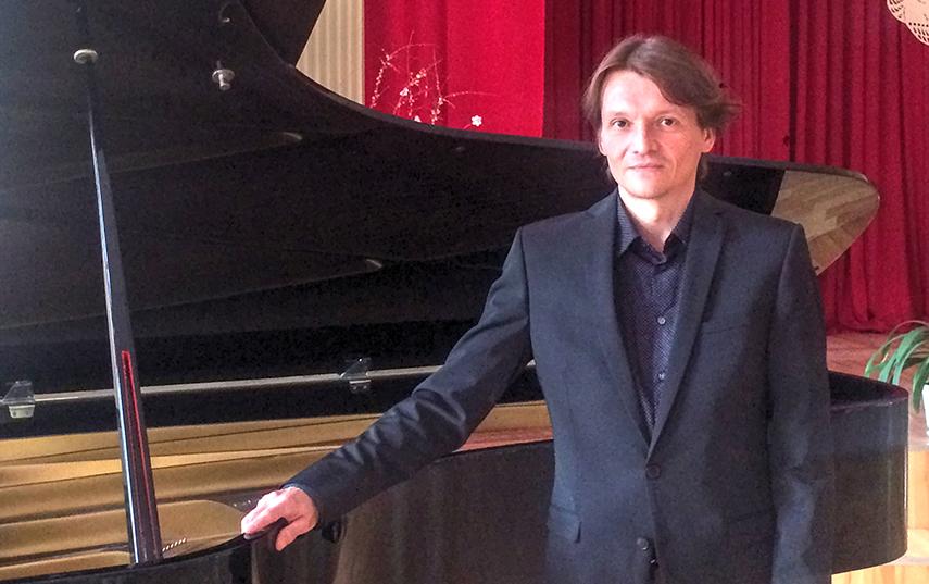 Musiklehrer bei MusikMaster Musikschule in Hannover - Alexander Ivanov